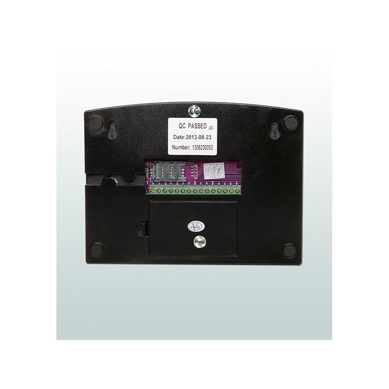 set 4 m2b gsm funk alarmanlagensystem mit lcd display multi kon tra. Black Bedroom Furniture Sets. Home Design Ideas