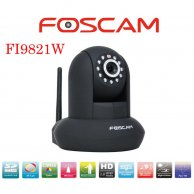 Update!!! Foscam FI9821W  HD IP Kamera * H264 * 1280 x...